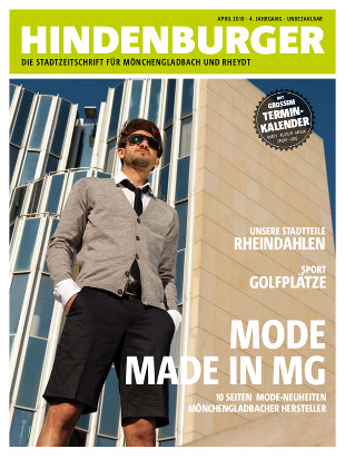 Cover HINDENBURGER April 2010
