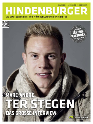 Cover HINDENBURGER Januar 2014