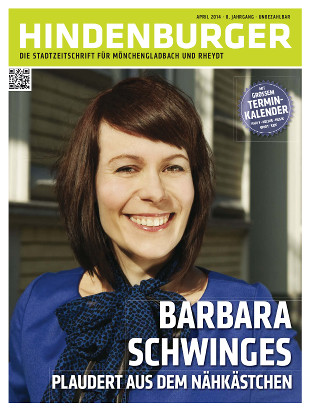 Cover HINDENBURGER April 2014