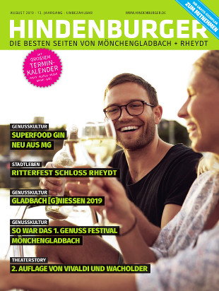 Cover HINDENBURGER August 2019